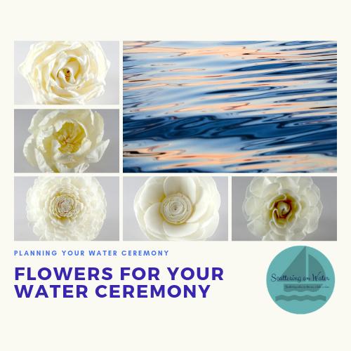 Water Ceremony Flowers